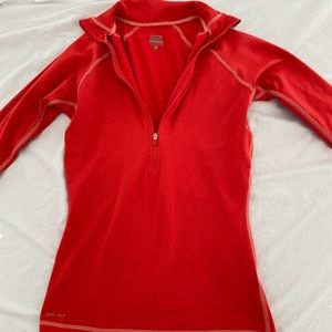 Nike long-sleeve top